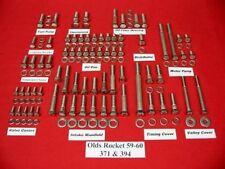 BUICK OLDSMOBILE ROVER 215 V-8 STAINLESS STEEL ENGINE HEX BOLT KIT