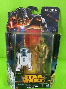 STAR WARS Mission Series C-3PO & R2-D2 Figure Set