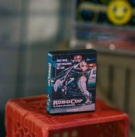 Robocop VHS Case Diorama PROP ONLY Mezco, Marvel Legends, NECA 1/12