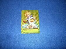 LAMINCARDS EDIBAS DRAGONBALL GT  NR. S13 TRUNKS - CARD  - DRAGON BALL