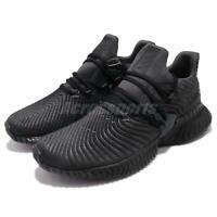 adidas Alphabounce Instinct M Black Carbon Men Running Shoes Sneakers D96805