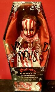 Mezco Living Dead Dolls Countess Bathory New in Box