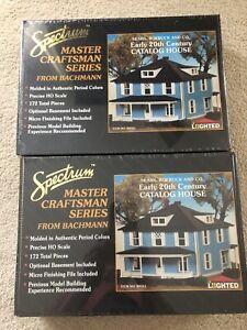Spectrum Master Craftsman Series - Sears Roebuck & Co catalog House - Bachmann
