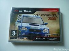Jeu Colin Mcrae Rally 2005 / NOKIA N-Gage [ Pal Version ] NEUF