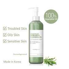 [Manyo Factory] Herb Green Cleansing Oil (200ml) 100% Green tea Deep Cleanser
