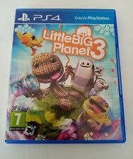 Little Big Planet 3 - PS4 - PlayStation 4