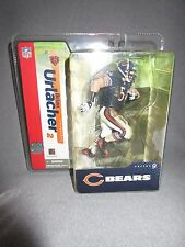 Nip Mcfarlane Toys Brian Urlacher 2 Figure 2004 Series 9*