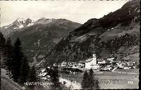 Neustift im Stubaital Tirol alte Ansichtskarte ~1950/60 Gesamtansicht Panorama