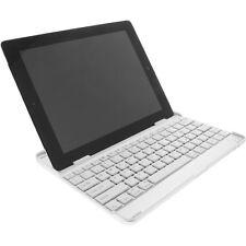 InLine Teclado Bluetooth + Cubierta de aluminio para iPad mini - blanco