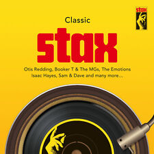 Various Artists Classic Stax 3 CD Set 2016