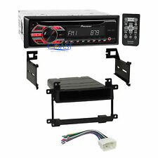 Pioneer CD MP3 Stereo Dash Kit Harness for 03-06 Suzuki Aerio Grand Vitara XL7