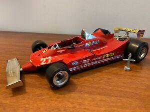 Burago Modellino F1 Ferrari 312 T5 Tambay #27 1/14 bburago - Vintage  Collezione