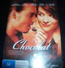 Chocolat (Johnny Depp) (Australian Region 4) DVD - NEW