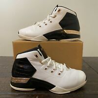 Air Jordan 17+ 'Copper' OG 2002 Size 8 Retro 1 2 3 4 5 6 7 8 9 10 11 12 13 Nike