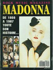 Rock Music Magazine 11  Madonna,  20/2164