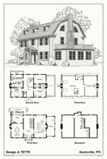 THE AMITYVILLE HORROR POSTER LIMITED EDITION SCREEN PRINT BY PASCAL WITASZEK