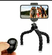 Tripod Stand w/remoteFlexible Mini Adjustable Octopus Holder  GoPro Camera Phone