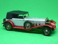Matchbox Yesteryear Y16-2 1928 Mercedes-Benz 'SS' Coupe (EARLY VERSION)