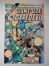 Marvel Comics - Giant Size Daredevil Comic Book - No. 1 - 1975