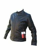 Mens Black Leather Jacket Fashion