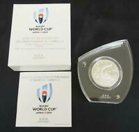 Commemorative Money 1000yen 2019 Rugby World Cup very rare medl coin