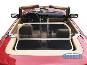 TAN WIND DEFLECTOR MERCEDES-BENZ R107 SL1971-1989 SCREEN 350SL 380SL 450SL 560SL