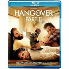 The Hangover Part Ii Blu-ray Disc, 2011, Includes Digital Copy UltraViolet Mint
