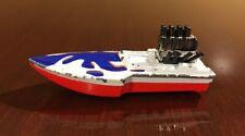 Matchbox Superfast Seafire Speedboat Diecast Boat Rare 1997 Orange Variation