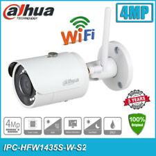4MP IPC-HFW1435S-W-S2 Wireless WIFI IR IP67 Bullet Camera 2.8mm Dahua