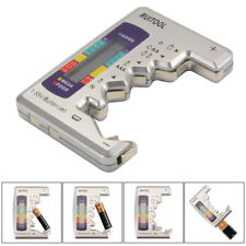 Universal Digital Battery Tester for C D AA AAA 9V Button Cell Battery BI1078