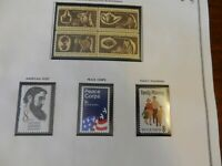 Lot of 29 United States 1972 Stamps MNH Blocks and Singles, Revolution, Parks