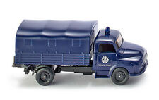 WIKING 069320 THW - Camion BATTAGLIA ( FORD FK 2500) 1:87 (H0)