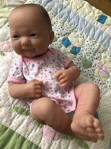 Berenguer Baby Girl Doll In Excellent Condition