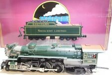 ✅MTH PREMIER SOUTHERN CRESCENT LIMITED 4-6-2 PS-4 STEAM ENGINE PS2!