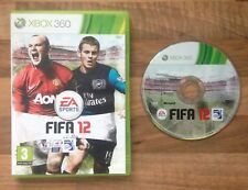 FIFA 12 XBOX 360 Game (Soccer) FEDERATION OF INTERNATIONAL FOOTBALL ASSOCIATION