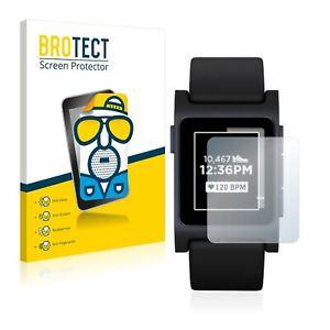 Pebble 2 Black ,  2 x BROTECT® Matte Glass Screen Protector, Anti-Glare