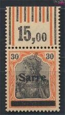 Saar 10x Tested MNH 1920 Germany (9222737