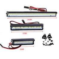 Car Roof Spotlight LED Light Lamp for 1/10 TRAXXAS TRX4 90046 SCX10 III Wrangler