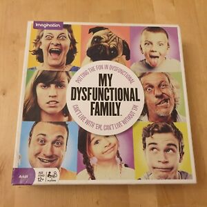 My Dysfunctional Family Board Game - christmas fun