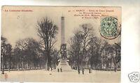 54 - CPA - Nancy - Das Denkmal Carnot (H9202)
