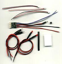 Umbau Kit für Carrera Digital 132 mit * super Mini Decoder * und LED Beleuchtung