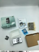 NEW in Open Box - Canon PowerShot ELPH 135 16.0MP Camera - SILVER - 013803237931