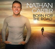 NATHAN CARTER - BORN FOR THE ROAD CD 2018