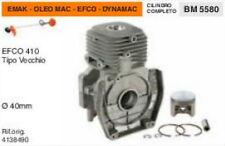 CILINDRO E PISTONE DECESPUGLIATORE OLEO MAC EFCO 410 Ø 40 mm EMAK DYNAMAC