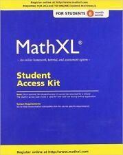 NEW MathXL Math XL Standalone Student Online Access Code 6-months (6 Months)