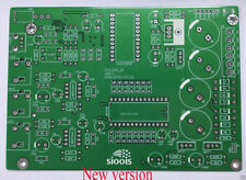 TDA1541+SAA7220+DIR9001 Coaxial /Optical DAC Decoder Board Bare PCB (LT70)