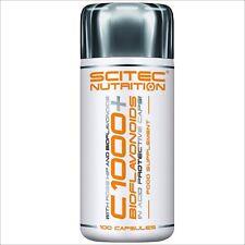 SCITEC NUTRITION  C 1000 + Bioflavonoids 100 cps Vitamina C con Bioflavonoidi