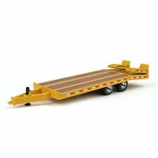 First Gear 50-3237 -Beavertail trailer  Yellow in color  1/50 scale