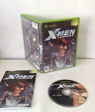 X-Men Legends (Microsoft Xbox, 2004) 5030917024894 Marvel Activision 12+ batailles