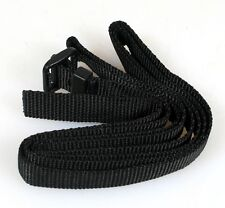 CAMERA STRAP THIN BLACK